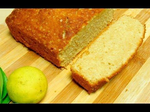 Easy Lemon Cake Recipe | Whole Wheat Lemon Cake | How To Make Simpe Lemon Cake At Home