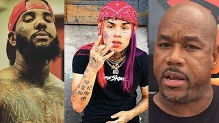 "The Game & Wack 100 Respond To 6IX9INE's Disses... ""This The Bum Y'all Let Call Himself KING OF NY?"""