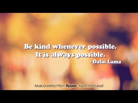 Daily Quote by Dalai Lama