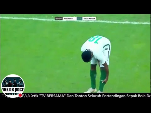 Live-Indonesia vs Arab Saudi