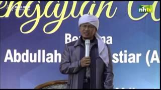 Pengajian Akbar KH. Abdullah Gymnastiar (AA Gym)~Tips mengatasi permasalahan hidup