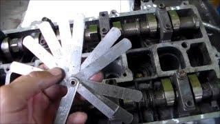 Ruido de valvulas y cadena de tiempo, calibracion de valvulas