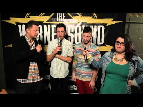 Julian McCullough interviews twenty one pilots at SXSW