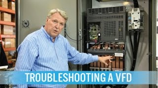 How to troubleshoot and diagnose a non-working VFD