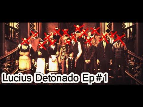 Detonado do jogo Lucius #1