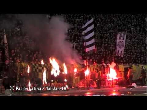 PAOK Saloniki - Aris Saloniki - 19.02.2012 - Super League Greece - Pasión Latina