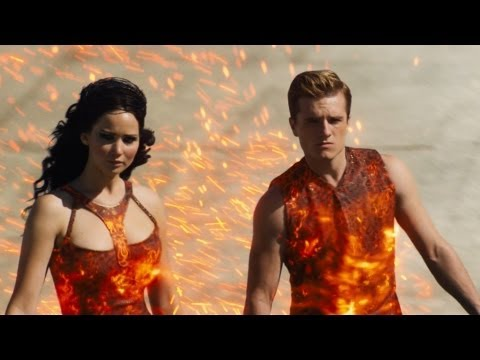 'The Hunger Games: Catching Fire' Trailer 2