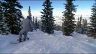 7 Digital Loop - Snowboarding in Aspen