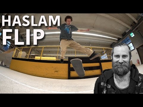 The Real Haslam Flip!