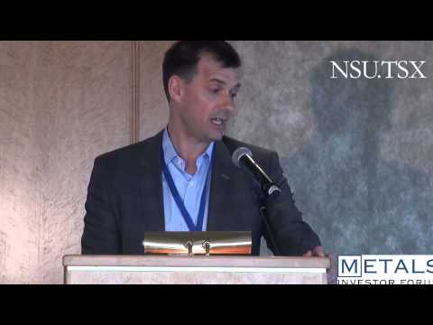 Metals Investor Forum: NevSun Resources