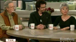 West Side Story Reunion w/  Rita Moreno, Russ Tamblyn, George Chakiris (The Talk 16-Nov-2011)