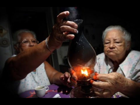 REGRESAN LOS APAGONES EN CUBA