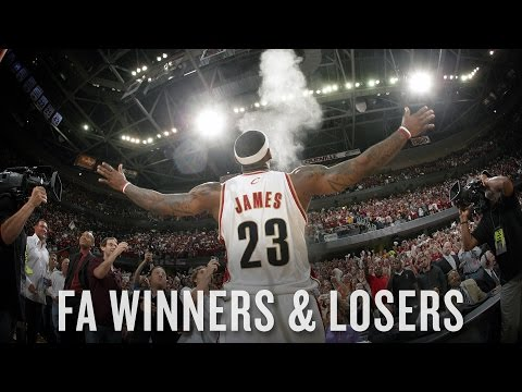 NBA free agency winners and losers (Daily WIn)
