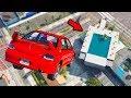 Süper Spor Arabalar Havuz Parkuruna Atlıyor