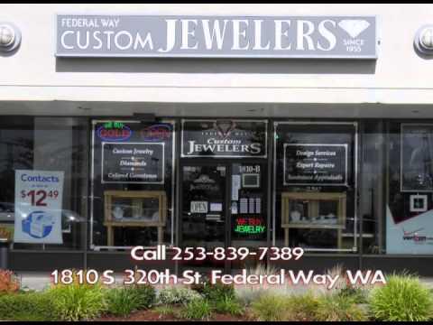 Tacoma Custom Custom Jewelers Tacoma