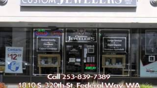 Rare Silver Coin Buyers Dealers Federal Way Custom Jewelers (Tacoma WA) (Puyallup WA) Coin Shops