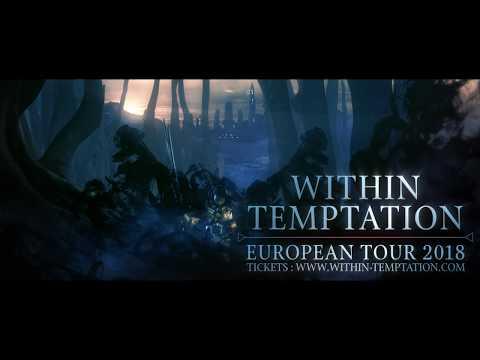 Within Temptation - European Tour 2018