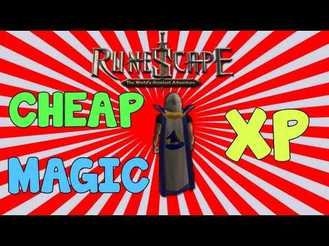 """Runescape 07″ – quick tips: Super cheap Magic XP – Fast Magic XP cheap"