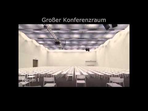 WAVE Akustikabsorber in der Messe Luzern