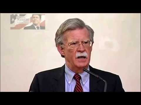 Ambassador John Bolton addresses Ronald Reagan Lectures Series