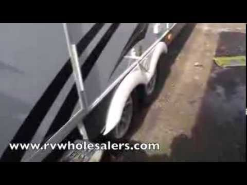 2011 Palomino Thoroughbred Elite T-829QBS Travel Trailer Camper at RVWholesalers.com 013319 - Latte