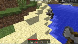 minecraft survival bölüm-1 part-1