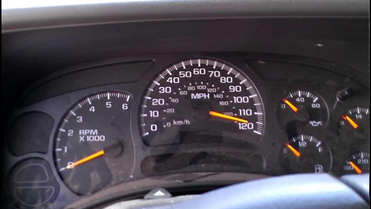 2005 Chevrolet Silverado Dash Motors Tips And