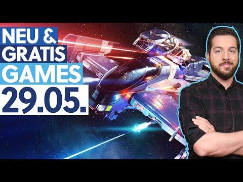 KOSTENLOS Star Citizen und 4 andere Hit-Spiele am Wochenende - Neu & Gratis-Games