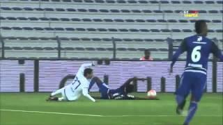 النصر 1-1 الظفرة - هدف كيمبو لاعب النصر(الجولة 15) | AL NASR 1-1 AL DHAFRA