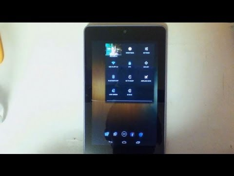Cyanogen mod 10.1 Motley's kernel- Best ROM for Nexus 7