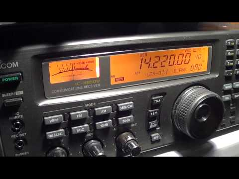 PY6RT Brazilian amateur radio on icom ic r8500