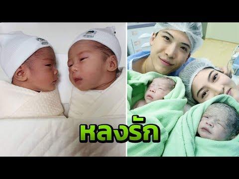 ซูมชัดๆ ความน่ารักของลูกแฝด ป๊อก-มาร์กี้ จ้องนานๆ อาจมีหลง | Thairath Online