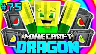 Der UNBOXING SHOP ERÖFFNET!! - Minecraft Dragon #75 [Deutsch/HD]