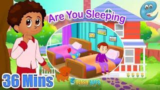 Are you sleeping + Kids Songs | Nursery Rhymes by EFlashApps