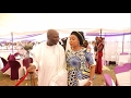 Queen Salawa Abenis Performance at Oluomo Femi bakres Mothers Burial
