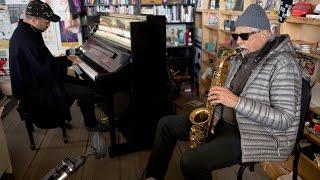 "Charles Lloyd & Jason Moran - NPR Music Tiny Desk Concertにて""Hagar's Lullaby""など3曲を披露 映像を公開 thm Music info Clip"