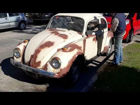 Обзор Фольксваген Жук. Volkswagen Käfer. Остатки жука. Аргентина. Argentina.