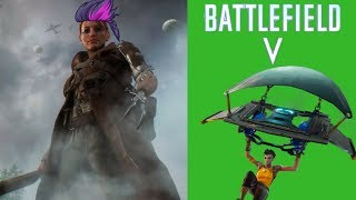 WHY PEOPLE HATE THE BATTLEFIELD V TRAILER #NOTMYBATTLEFIELD