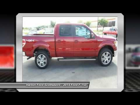 2014 Ford F-150 Scottsboro AL 14X0714I