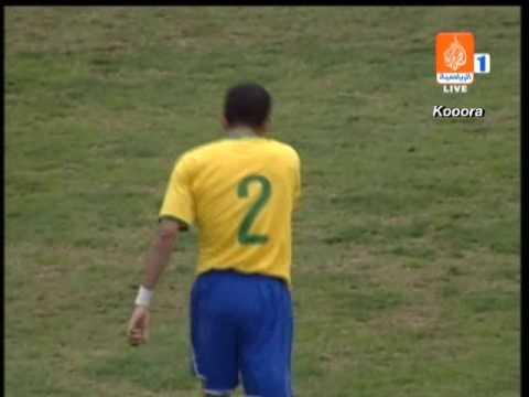 Brazil Vs. Uruguay 4-0 - 6.6.09 - Daniel Alves Goal (HQ)