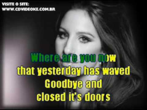 Barbra Streisand   Papa Can You Hear Me