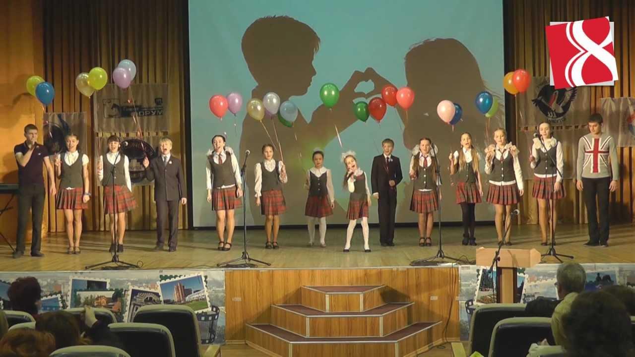 Фильм о своей школе на конкурс