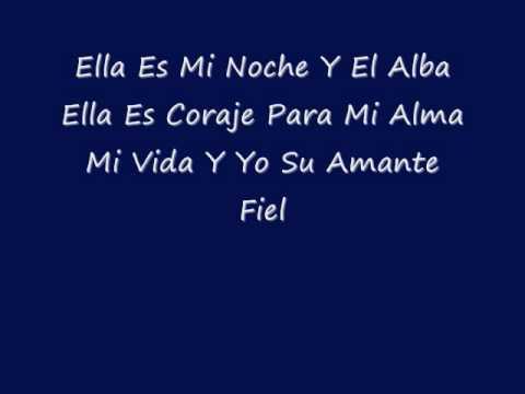 Spanish Girl By: Jose Manuel with lyrics