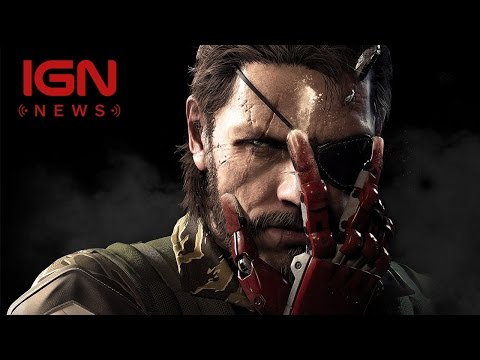 You Can Now Use Real-World Money to Insure your Metal Gear FOBs - IGN News