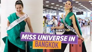 Miss Universe 2018 Candidates in Bangkok (With Catriona Gray!)