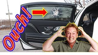 How to Replace Car Window Glass / Windshield / EURO GARAGE / Asia Auto Car Repair / Bro Auto Kh