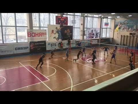 Волейбол Улан - Уде  -  Калининград