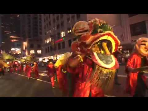 Chinese New Year Highlights video