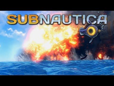 И СНОВА БАХНУЛА АВРОРА ► Subnautica #34