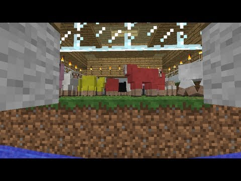 MindCrack-IL - MindCrack Ep 6 - חוות כבשים / צמר   ( Sheep Farm )